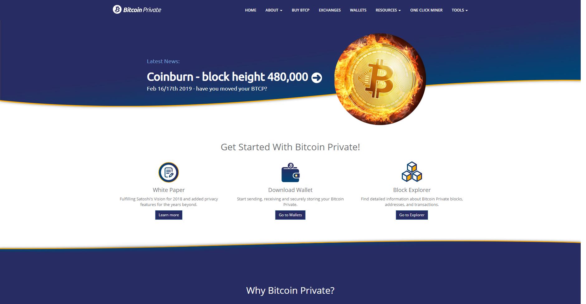 BitcoinPrivate